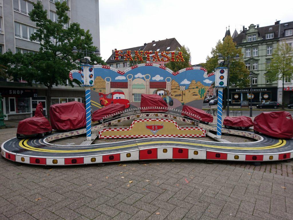 Fantasie-Karussel Oberbarmen (leer)