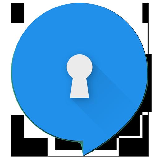 Logo des Messengers Signal / TextSecure